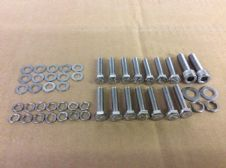 CHAINCASE M6  STAINLESS BOLT AND WASHER KIT
